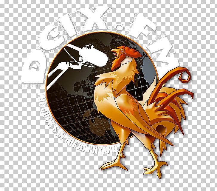 Rooster Character Font PNG, Clipart, Beak, Bird, Character, Chicken, Fiction Free PNG Download