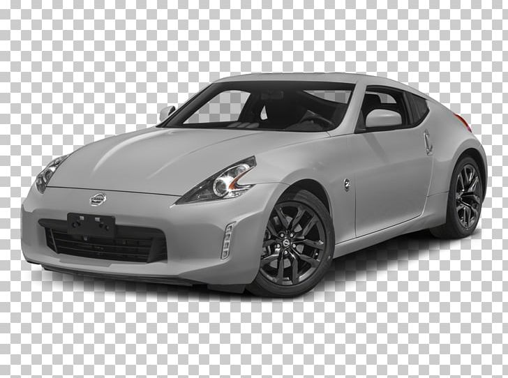 2018 Nissan 370z Coupe Touring Sport Manual