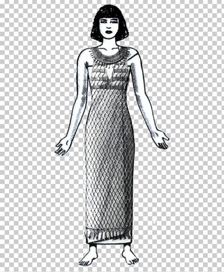 Ancient Egypt Old Kingdom Of Egypt Costume Clothing Dress PNG