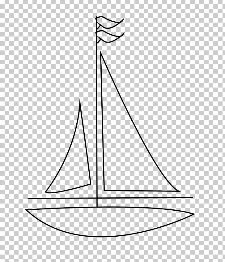 Drawing Sailboat Sailing PNG, Clipart, Angle, Area, Black And White, Boat, Capsizing Free PNG Download