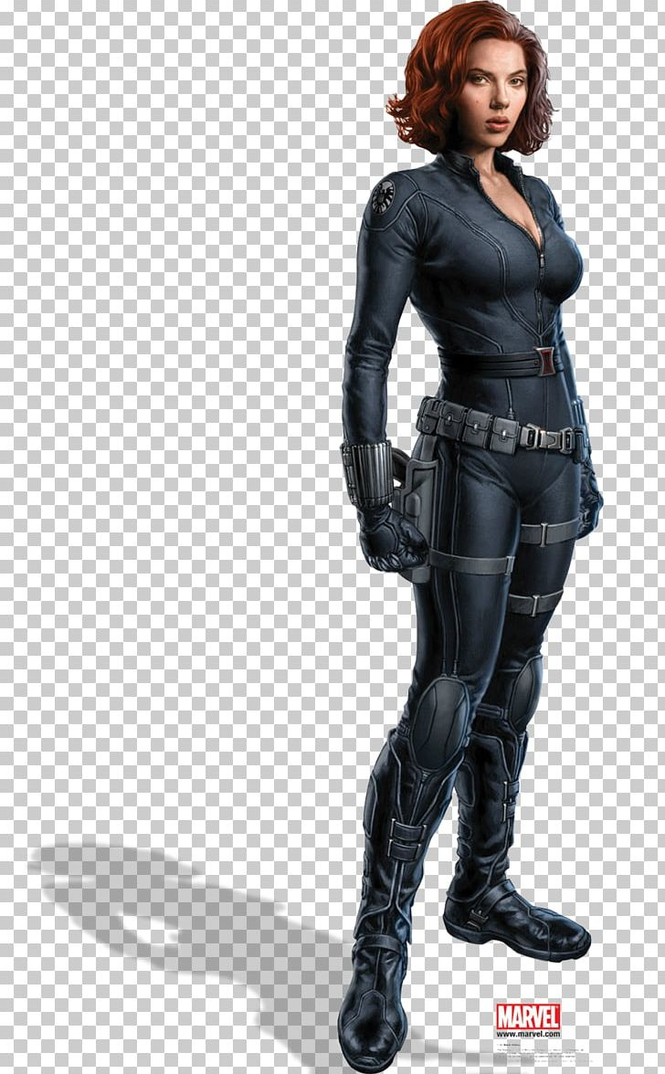 Scarlett Johansson Black Widow Marvel Avengers Assemble Nick