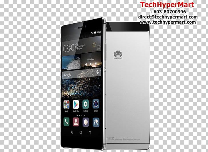 huawei p8 lite new update download