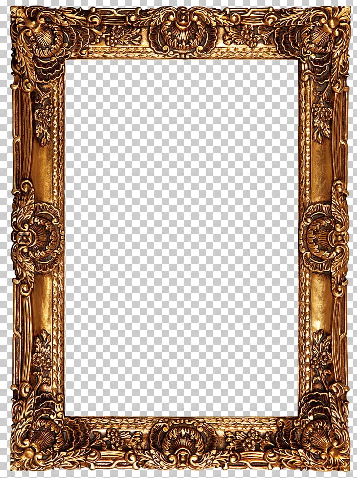 Frame Oil Painting High Definition Video Png Clipart Border
