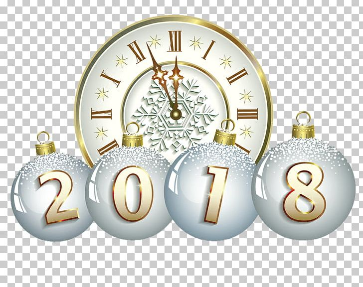 New Year's Day New Year's Eve Christmas Desktop PNG, Clipart, Brand, Christmas, Christmas Ornament, Clock, Decor Free PNG Download