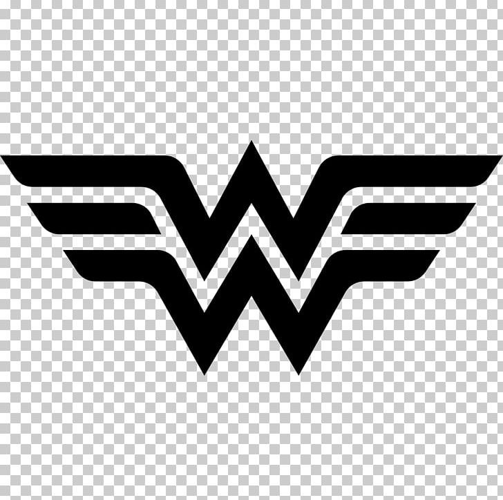 Wonder Woman YouTube Computer Icons Logo PNG, Clipart, Angle