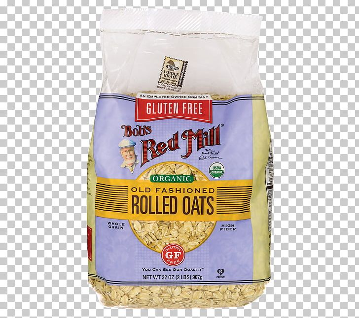Breakfast Cereal Rolled Oats Bob's Red Mill Gluten-free Diet PNG, Clipart, Breakfast Cereal, Gluten Free Diet, Rolled Oats Free PNG Download