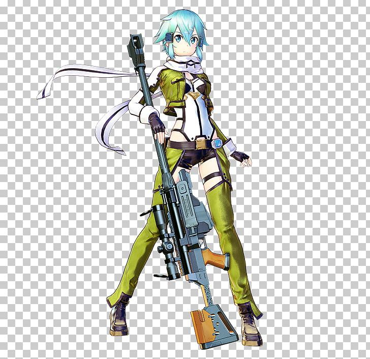Sword Art Online: Fatal Bullet Sinon Accel World VS Sword