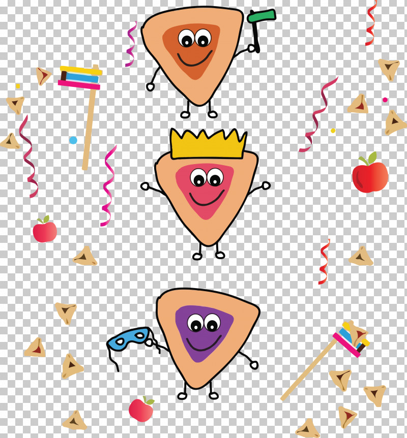 Purim Jewish Holiday PNG, Clipart, Cartoon, Holiday, Jewish, Pleased, Purim Free PNG Download