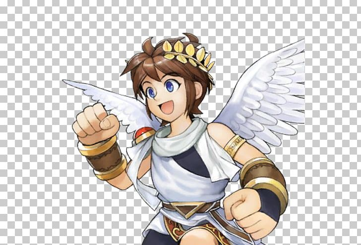Kid Icarus Uprising Super Smash Bros For Nintendo 3ds And
