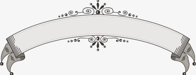 Lace ribbon. European vintage decorative elements