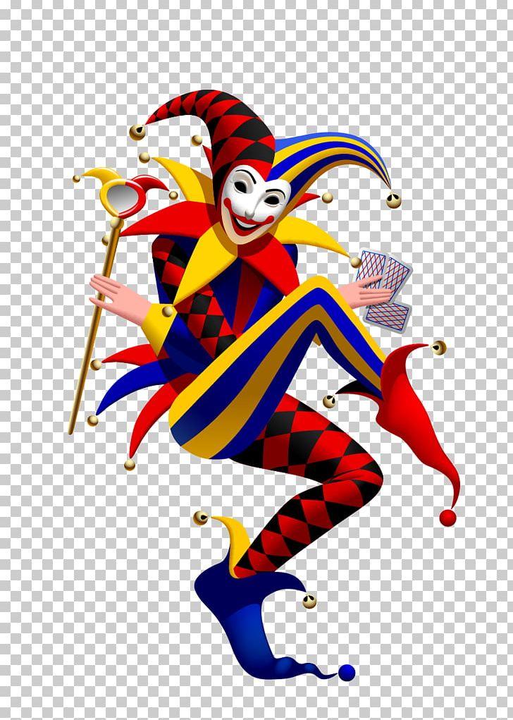 Joker Playing Card Suit Spades PNG, Clipart, Art, Card Game, Cartoon Clown, Clip Art, Clown Hat Free PNG Download