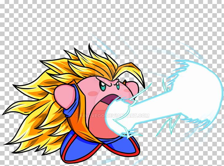 Goku Super Saiyan Drawing Kamehameha Png Clipart Art