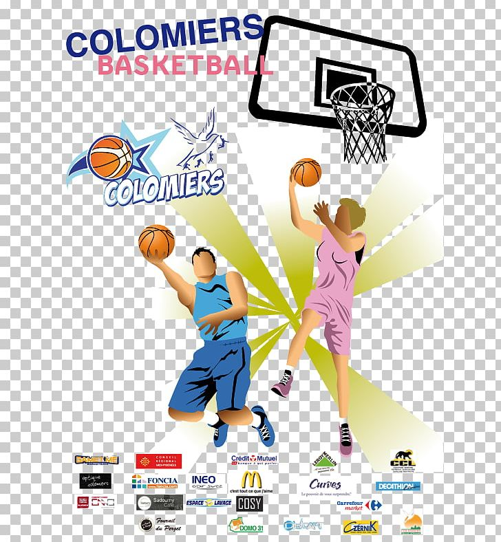Team Sport Basketball Slam Dunk Wall Decal PNG, Clipart, Area, Ball, Basketball, Basketball Player, Games Free PNG Download