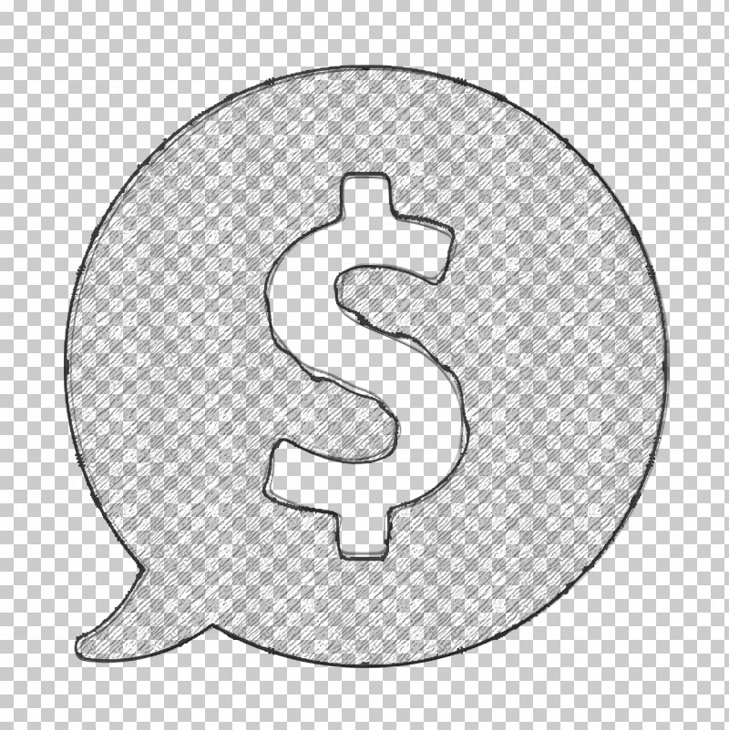 Cash Icon Business Icon Speech Bubble Icon PNG, Clipart, Analytic Trigonometry And Conic Sections, Antihero, Black, Black And White, Business Icon Free PNG Download