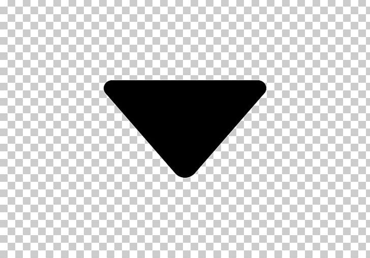 Arrow Down Computer Icons Font Awesome PNG, Clipart, Angle, Arrow, Arrow Down, Black, Computer Icons Free PNG Download