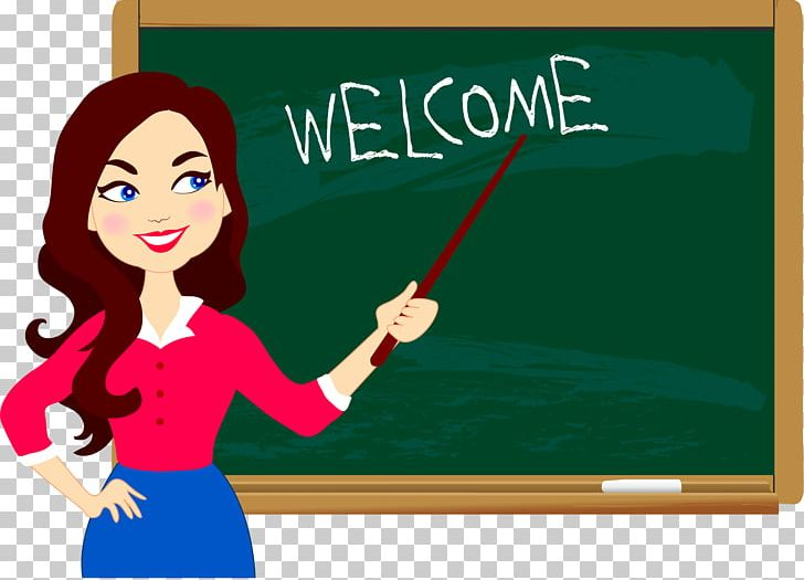 Student Teacher Blackboard Education PNG, Clipart, Back To School Day, Cartoon, Class, Encapsulated Postscript, Girl Free PNG Download