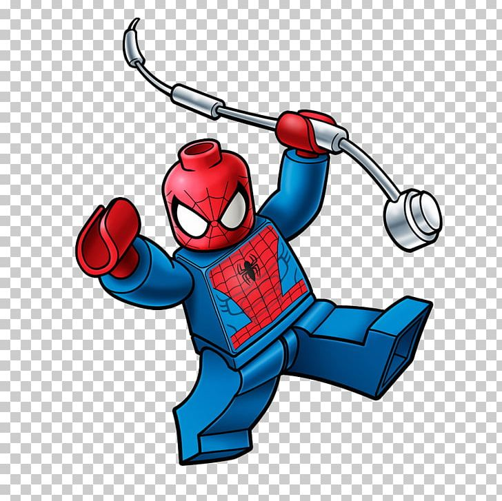 Lego Marvel Super Heroes Lego Spider Man Dr Otto Octavius Png