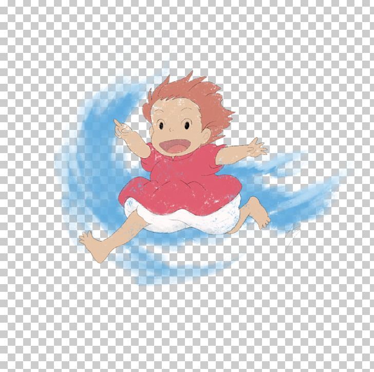 Fairy Desktop Computer PNG, Clipart, Angel, Animal, Art, Blue, Cartoon Free PNG Download