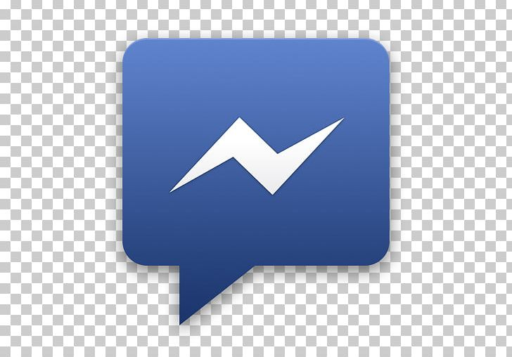 Facebook Messenger Mobile App Facebook PNG, Clipart, Android, Android Application Package, Angle, Blue, Computer Icons Free PNG Download