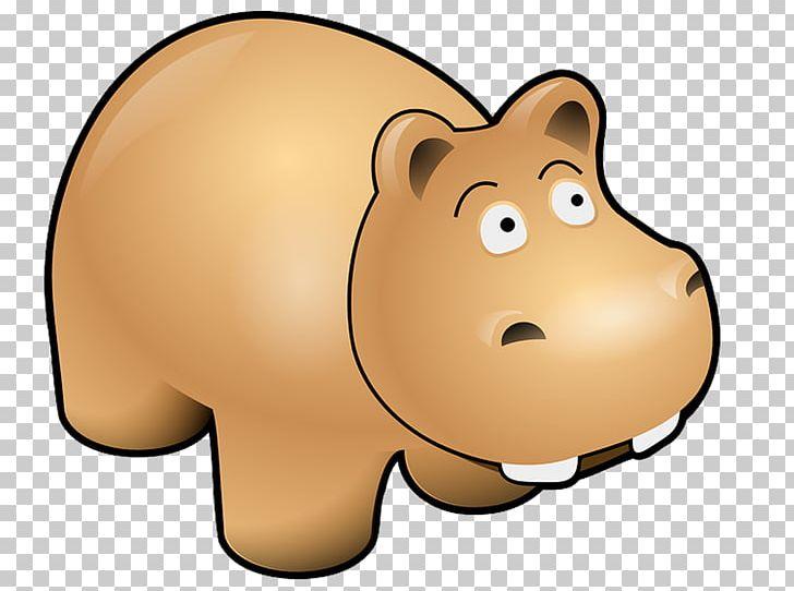 Hippopotamus Cartoon The Hippo PNG, Clipart, Bear, Big Cats, Carnivoran, Cartoon, Cat Like Mammal Free PNG Download