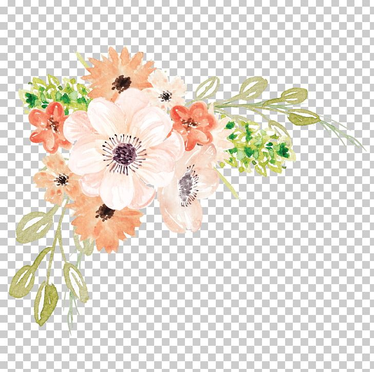 Watercolor Painting Flower PNG, Clipart, Artificial Flower, Cartoon, Chrysanths, Cut Flowers, Daisy Family Free PNG Download