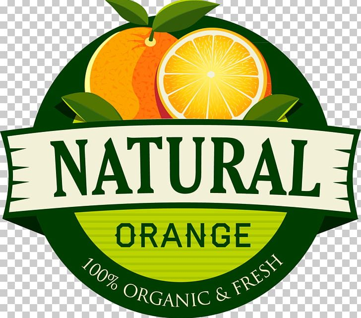 Orange Juice Organic Food Label PNG, Clipart, Brand, Citrus, Computer Icons, Diet Food, Farm Free PNG Download