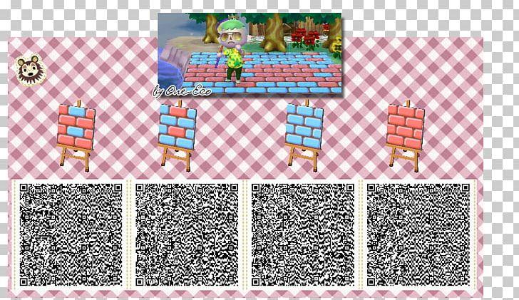 Animal Crossing: New Leaf Animal Crossing: City Folk Wii QR Code PNG