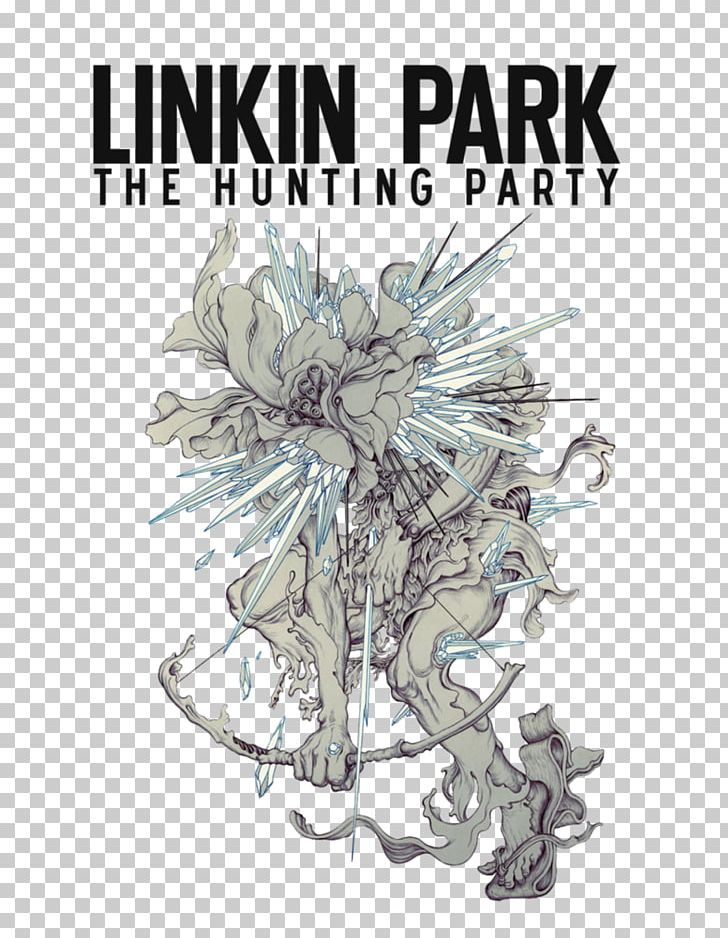 The Hunting Party Linkin Park A Thousand Suns Living Things Music Png Clipart Art Artist Chester