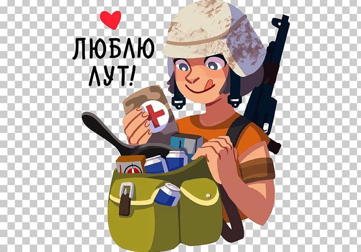 PlayerUnknown's Battlegrounds Sticker Telegram PNG, Clipart