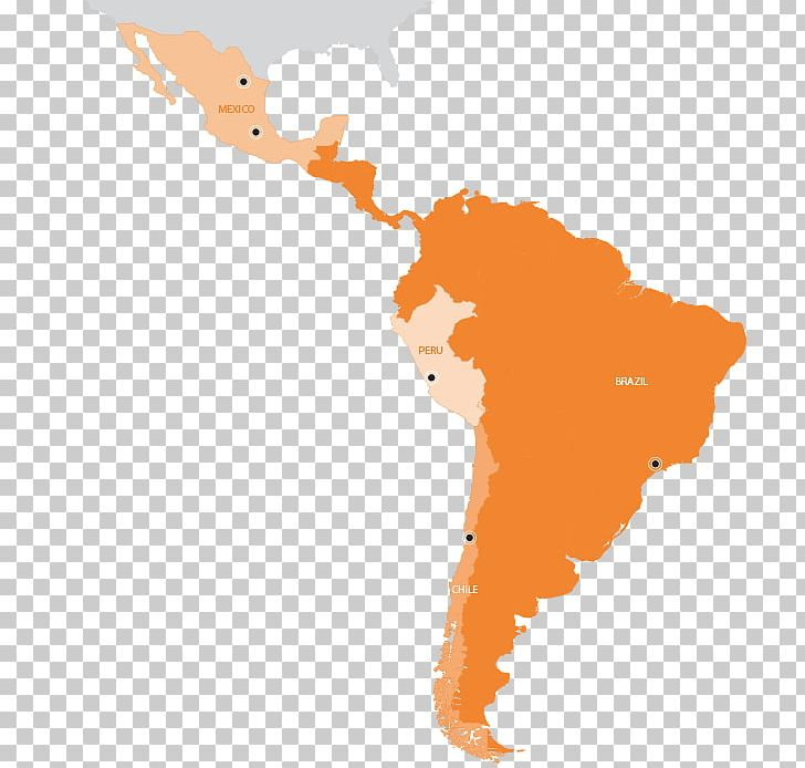 Latin America South America United States Map PNG, Clipart ...