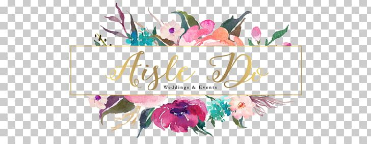 Flower Logo Watercolor Painting Floral Design PNG, Clipart, Brand, Calligraphy, Cut Flowers, Designer, Fashion Accessory Free PNG Download