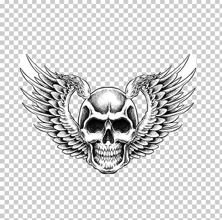 Human Skull Symbolism Drawing PNG, Clipart, Black And White, Bone, Can Stock Photo, Creative, Drawing Free PNG Download