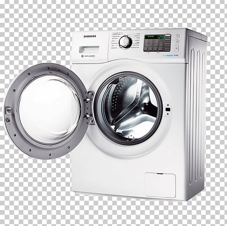Washing Machines Samsung Washing Machine PNG, Clipart, Cleaning, Clothes Dryer, Hardware, Home Appliance, Laundry Free PNG Download