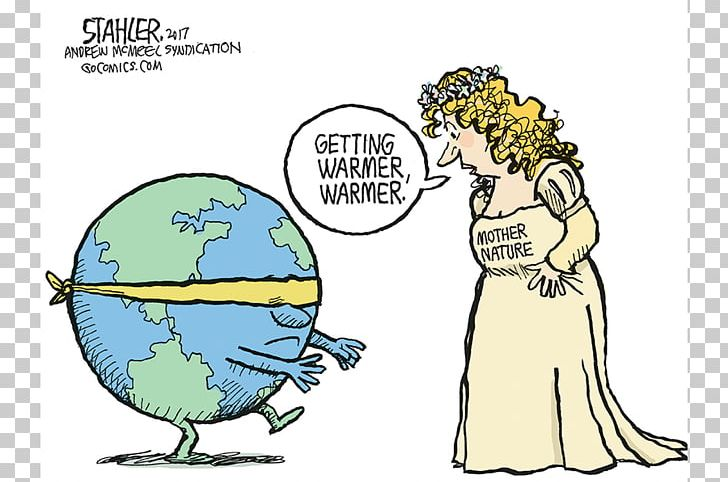 Editorial Cartoon Climate Change Global Warming Png Clipart