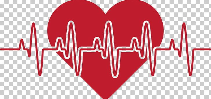 Heart Rate Red Love Pulse PNG, Clipart, Area, Brand, Chart