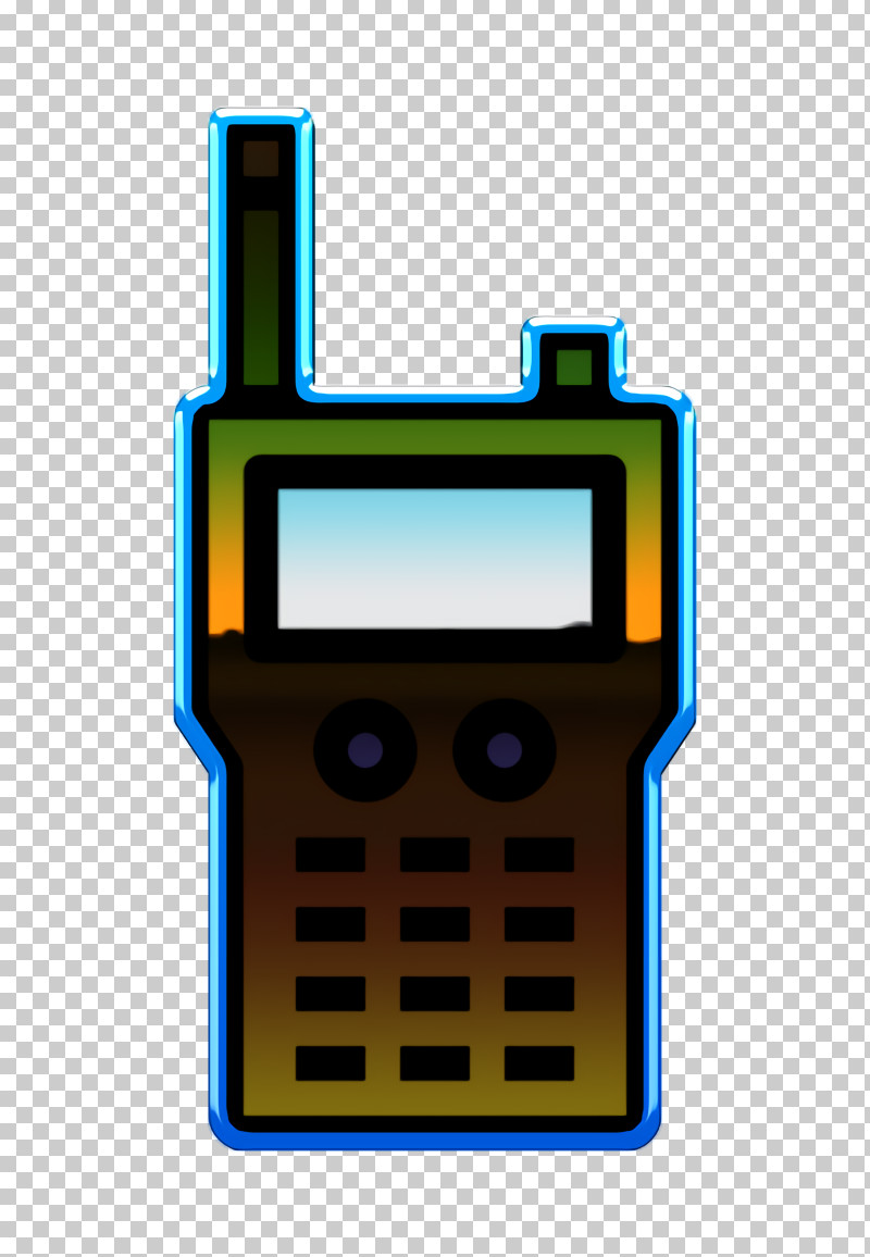 Radio Icon Walkie Talkie Icon Crime Icon PNG, Clipart, Communication Device, Crime Icon, Electric Blue, Gadget, Radio Icon Free PNG Download