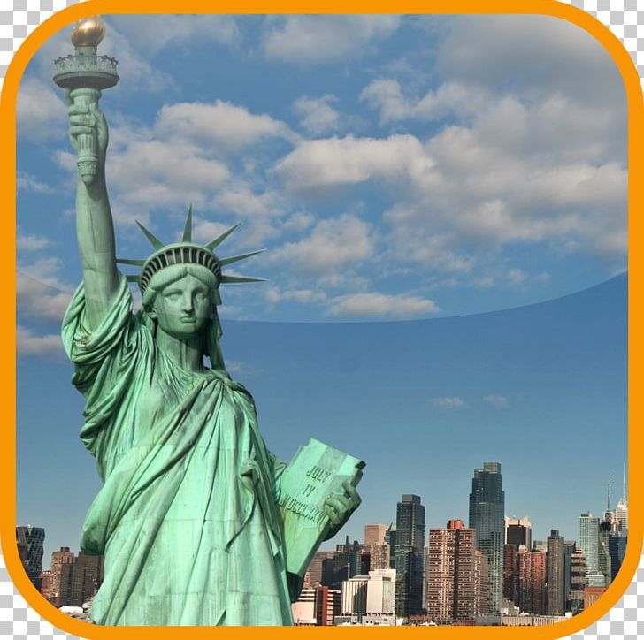 United States Clip Art by Phillip Martin, Famous Landmarks of New Jersey - Ellis  Island