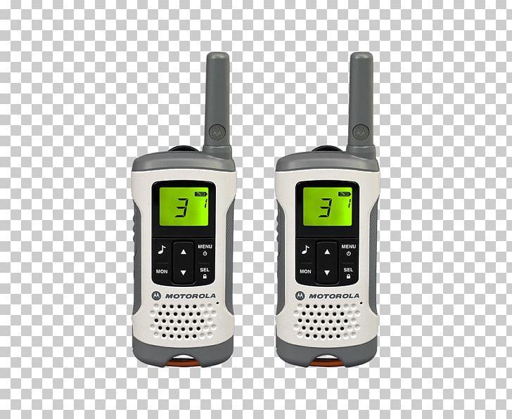 Motorola TLKR Walkie Talkie Two-way Radio PMR446 Walkie-talkie Motorola TLKR T80 Walkie Talkie PNG, Clipart, Communication, Electronic Device, Electronics, Motorola, Motorola Solutions Free PNG Download