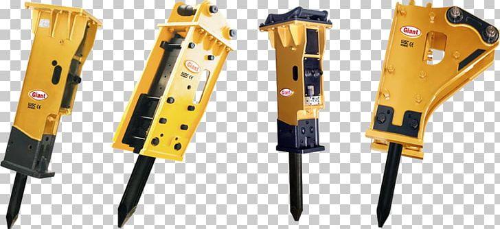 Tool Rockbreaker Hammer Excavator PNG, Clipart, Breaker