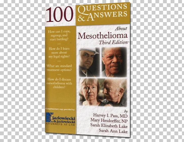 mesothelioma book