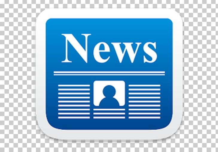 News Logo Computer Icons Brand PNG, Clipart, App, Area, Blue, Brand, Computer Icons Free PNG Download