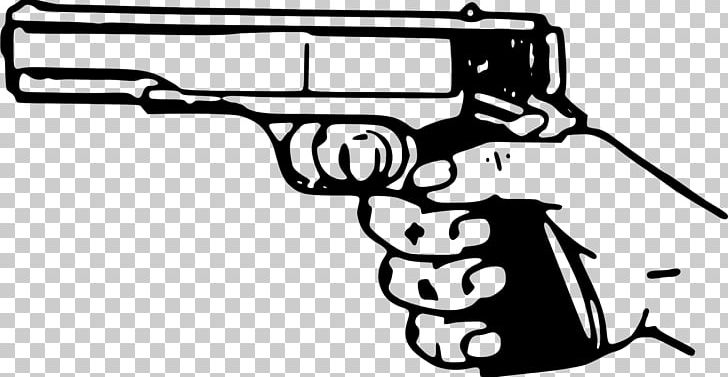 Shooting Sport Firearm Shotgun PNG, Clipart, Angle, Area, Black, Black And White, Clip Free PNG Download