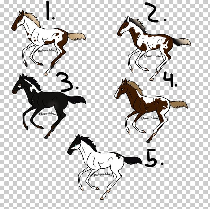 Mustang Stallion Pony Halter Colt PNG, Clipart, Asap Rocky, Black And White, Bridle, Character, Colt Free PNG Download