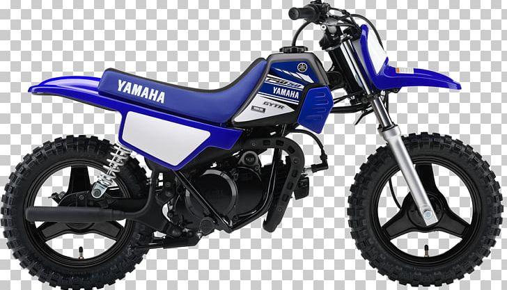 Yamaha Motor Company Motorcycle Yamaha PW Two-stroke Engine