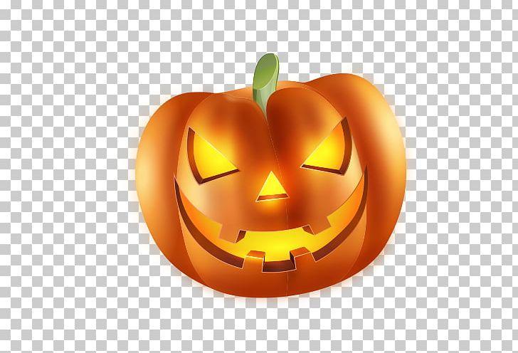 Halloween Creative Ads.Jack O Lantern Calabaza Halloween Pumpkin Png Clipart
