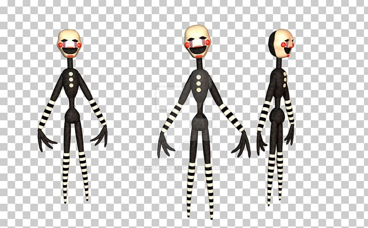 Five Nights At Freddy's 2 Puppet 3D Modeling PNG, Clipart
