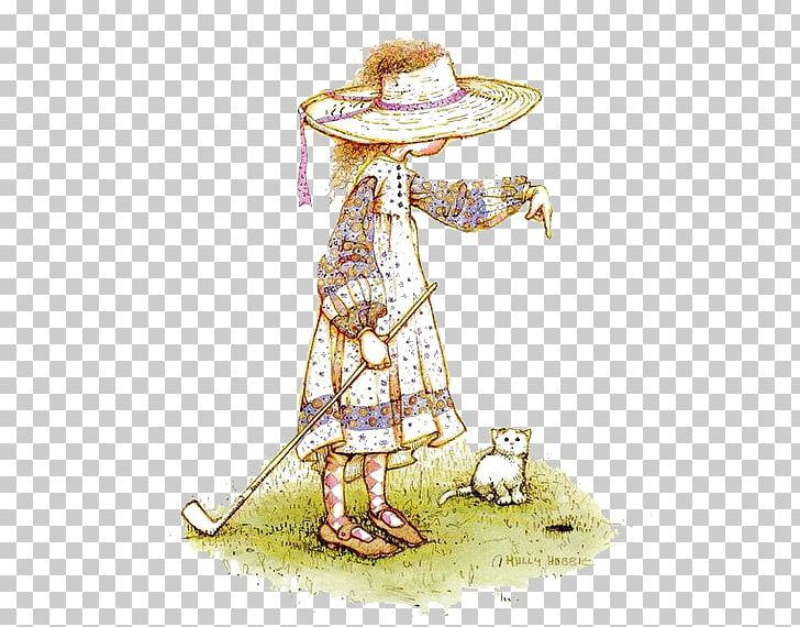 The Art Of Holly Hobbie Illustrator Golf Illustration PNG, Clipart, Animation, Art, Art Of Holly Hobbie, Cartoon, Child Free PNG Download