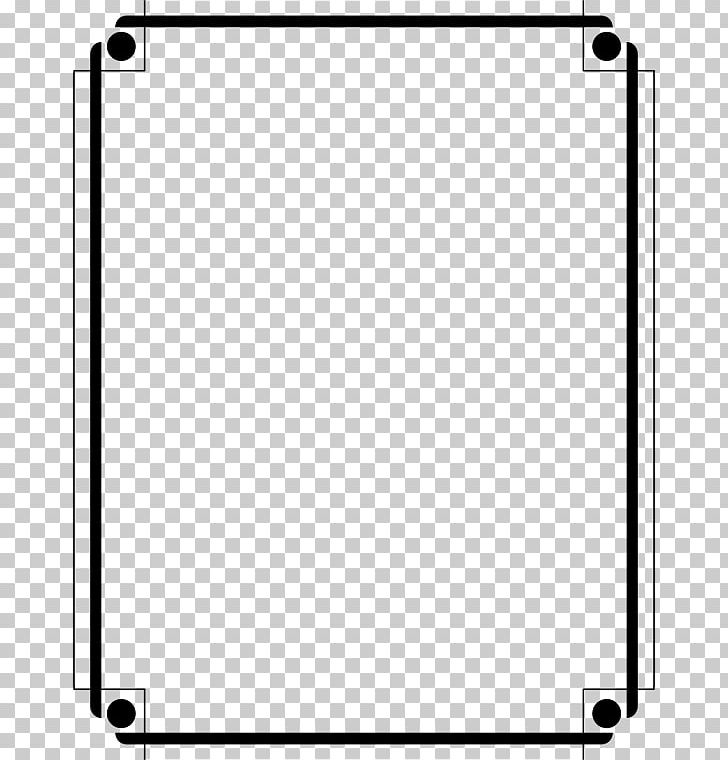 Borders And Frames Black And White PNG, Clipart, Angle, Area