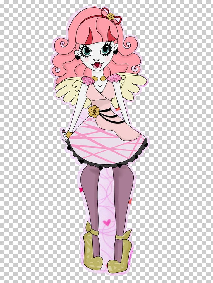 Ever After High Art Queen Youtube Png Clipart Anime Cartoon
