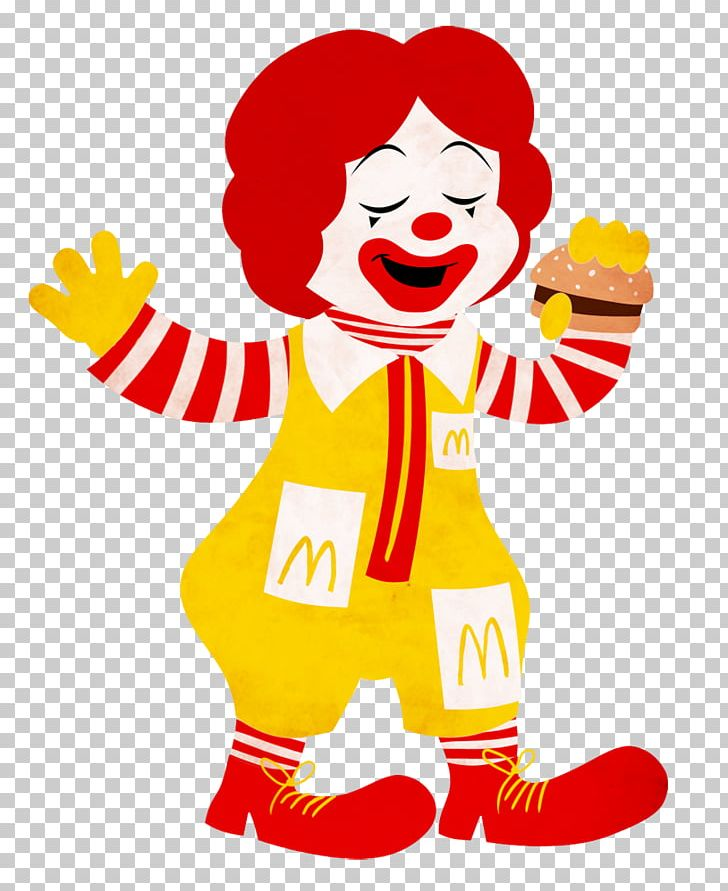 Ronald McDonald McDonald's French Fries McDonald's #1 Store Museum McDonaldland PNG, Clipart, Cartoon, Clown, Drawing, Fictional Character, Food Free PNG Download